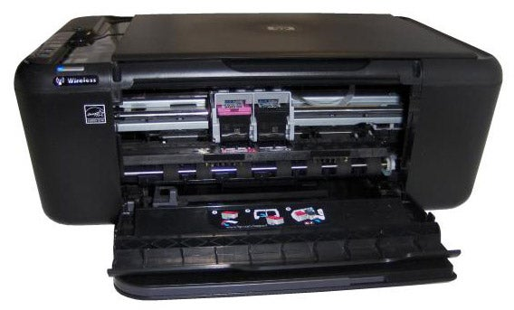 Hp Deskjet F4580 Wireless Setup Ipad To Print