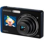 "TL220 12.2 Megapixel Compact Camera - 4.90 mm-22.50 mm - Blue (3"" Touchscreen LCD - 4.6x Optical Zoom - 4000 x 3000 Image - 1280 x 720 Video)"