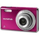"FE-4000 12 Megapixel Compact Camera - 4.65 mm-18.60 mm - Magenta (2.7"" LCD - 4x Optical Zoom - 3968 x 2976 Image - 640 x 480 Video)"