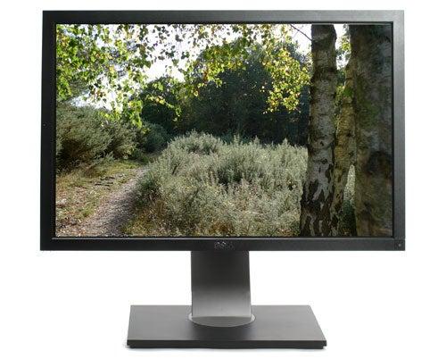 Dell UltraSharp U2410 front