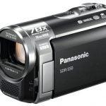 Panasonic SDR-S50 angle