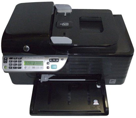 hp officejet j4500 wireless inkjet all in one review trusted reviews rh trustedreviews com hp 4500 instruction manual hp envy 4500 user manual pdf