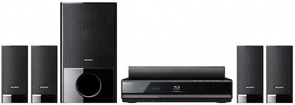 Sony bd/dvd home theatre system bdv-e300   in dollis hill.
