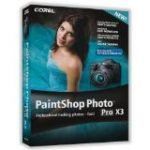 PaintShop Photo Pro X3 (Image Editing - Complete Product - Standard - 1 User - Retail - PC - English)