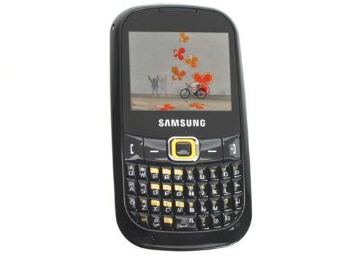 Samsung Genio Qwerty GT-B3210 front