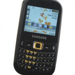 Samsung Genio Qwerty GT-B3210 screen