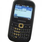 Samsung Genio Qwerty GT-B3210 screenshot