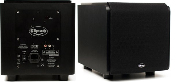 Klipsch Surround Sound >> Klipsch WF-34 5.1-Channel Speaker System Review | Trusted ...