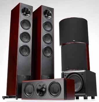 Klipsch Wf 34 5 1 Channel Speaker System Review Trusted