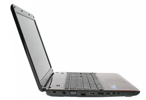 Samsung R580-JS02UK side