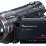 Panasonic HDC-TM700 angle