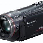 Panasonic HDC-TM700 LCD closed