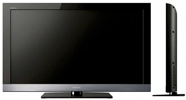 Sony Bravia KDL-40EX503 front