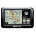 6350 4.3 inch Satellite Navigation with 3D European Maps and Live Services