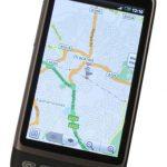 HTC Desire GPS
