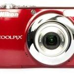 Nikon CoolPix L22 front