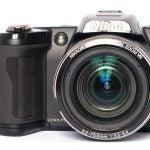 Nikon CoolPix L110 front