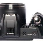 Nikon CoolPix L110 top