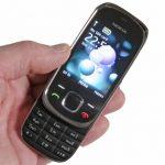 Nokia 7230 front