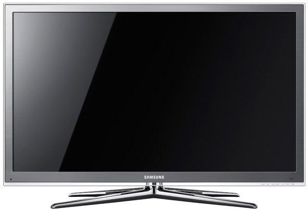 Samsung UE55C8000 front