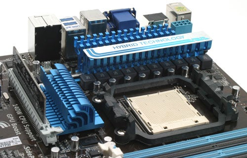 Asus M4A89GTD Pro/USB3 Motherboard – Layout and Features Review