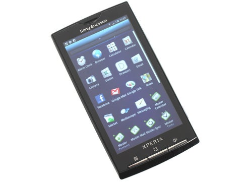 ANDROID Sony Ericsson secret codes for Sony Ericsson Xperia X10i