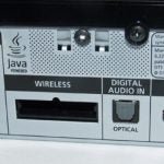 Samsung HT-C6930 back panel