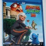Monsters Vs Aliens Blu-ray