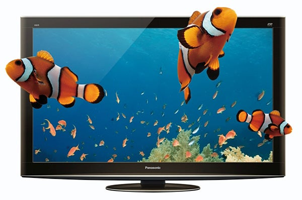 Panasonic Viera Tx P50vt20b 50in Plasma 3d Tv Review