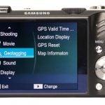 Samsung WB650 back