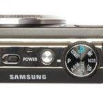 Samsung WB650 top