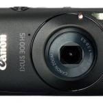 Canon IXUS 300 HS front