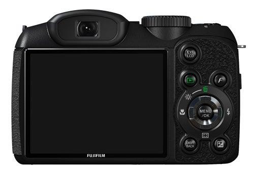 Fujifilm Finepix S2500HD back
