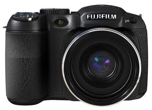 Fujifilm Finepix S2500HD front