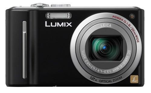 Panasonic Lumix DMC-TZ8 front