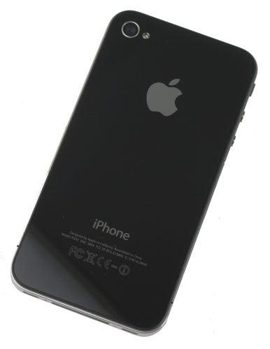 iPhone 4 back