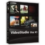 VideoStudio Pro X3 (Video Editing - Complete Product - Standard - 1 User - Retail - PC - English)
