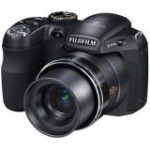 FinePix S2500HD Black Digital Camera (12.2MP, 18x Opt, SD/SDHC Card Slot)