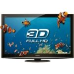 "Viera TX-P50VT20B 127 cm 50"" 3D Plasma TV (DVB-T MPEG4, DVB-S2 - PAL - HDTV 1080p - 16:9 - 1920 x 1080 - 1080p - Virtual Surround, Dolby Digital Plus)"
