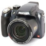 Pentax X90 front angle