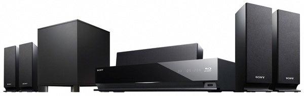 Sony BDV-E370 system