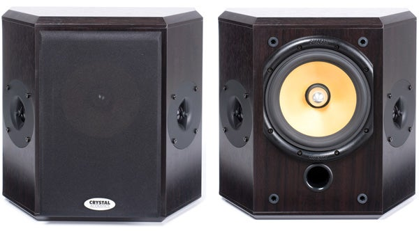 Crystal Audio Tx T2 12 Surround Speakers And Subwoofer Review