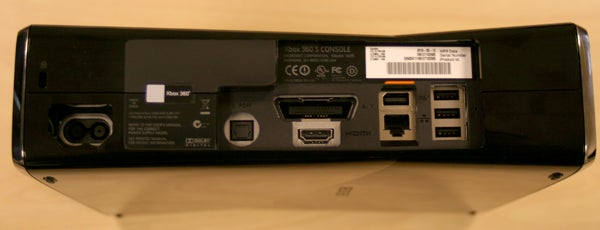 Microsoft Xbox 360 250gb Connectivity And Hard Drive