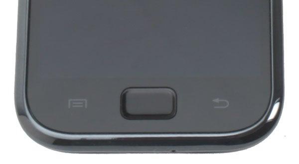 Samsung Galaxy S softkeys