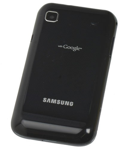 Samsung Galaxy S back
