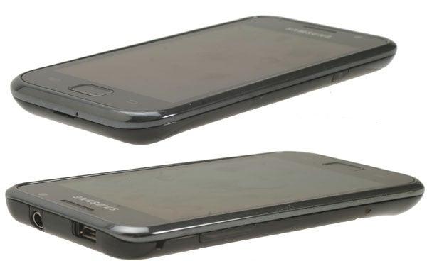 Samsung Galaxy S side
