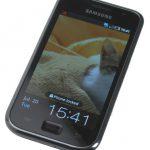 Samsung Galaxy S UI