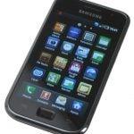 Samsung Galaxy S menu