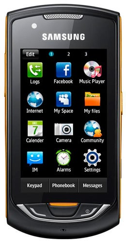 samsung monte gt s5620 review trusted reviews rh trustedreviews com Themes Samsung GT S5620 Samsung U900 Soul
