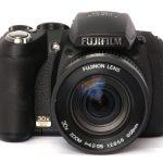 Fujifilm FinePix HS10 front